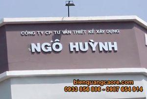 bảng hiệu công ty xây dựng bình dương