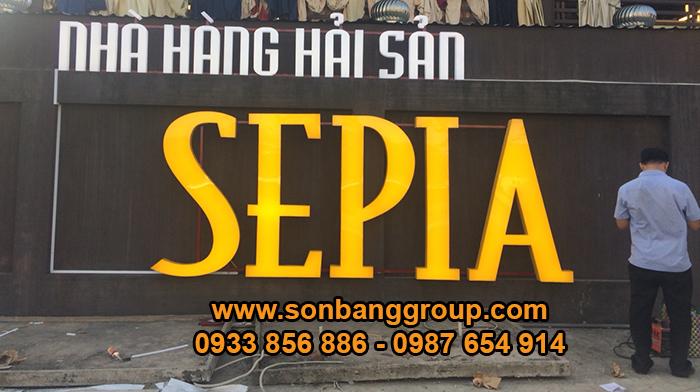 logo nhà hàng