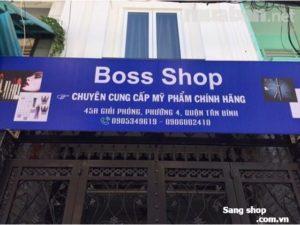 bảng hiệu shop mỹ phẩm